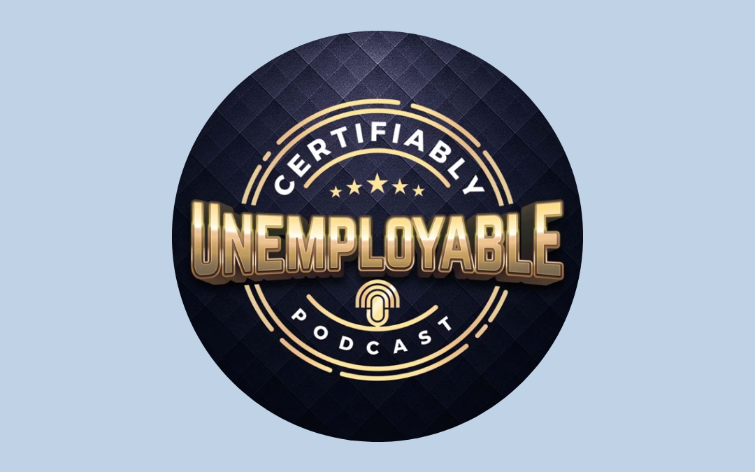Certifiably Unemployable podcast episode with Dr. Noor