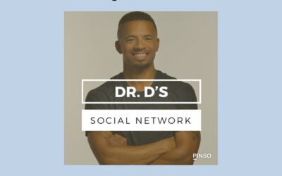 Featured On: Dr. D's Social Network
