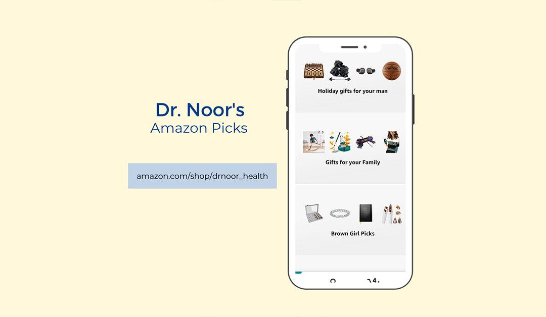 Dr Noor Amazon phone screenshot