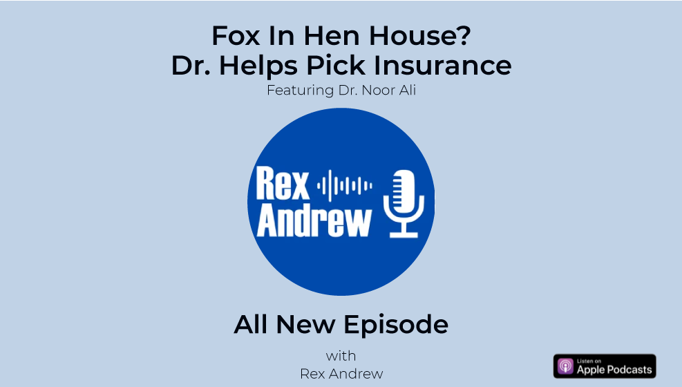My Story On Being My Most Vulnerable Self on The Rex Andrew Show