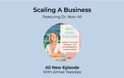 Tips To Scale To The Next Level Of Success