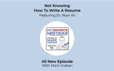 On Accepting Failures & Learning From Mistakes